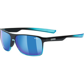 UVEX LGL 33 Pola Glasses black/blue/blue